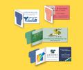"""Seeded Paper Business Cards"""