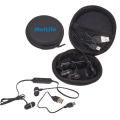 """Wireless Microphone Earbuds w/ Protective Case"""