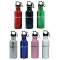 """24oz / 709ml Stainless Steel Water Bottle"""