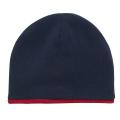 186 ASPHALT - Navy/Red
