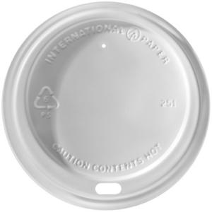 10, 12, 16, 20 oz Lids for Biodegradable Paper Cups