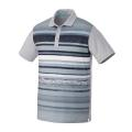 (M) PUMA Washed Stripe Polo PC (men, decorated)