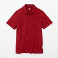 (M) LUNENBURG Roots73 Short Sleeve Polo (men, decorated)