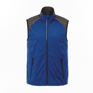 (M) NASAK Hybrid Softshel Vest (men, decorated)