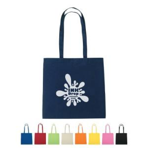 100% Cotton Tote Bag - Embroidered