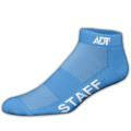 Colored High Performance Low-Cut Moisture Wicking Sock