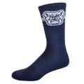 Colored High Performance Crew Style Moisture Wicking Sock